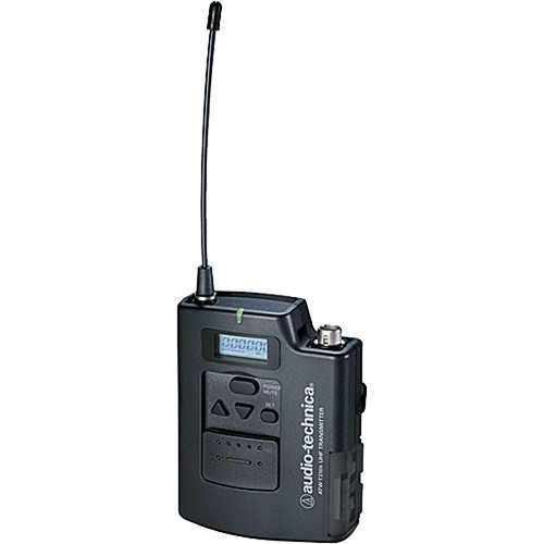 Audio-Technica ATW-T310B Wireless Bodypack Transmitter