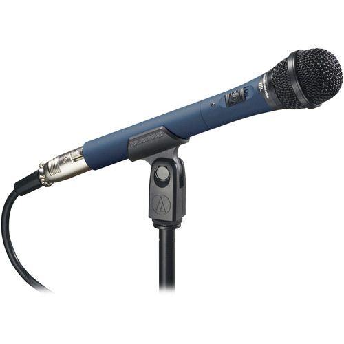 Audio-Technica MB4K/C - Cardioid Condenser Microphone with XLR Microphone Cable (15-Foot)