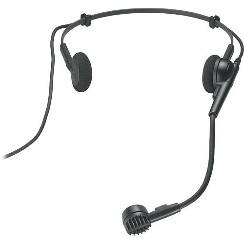 Audio-Technica PRO 8-HEX - Hyper-Cardioid Headworn Dynamic Microphone with XLR Connector