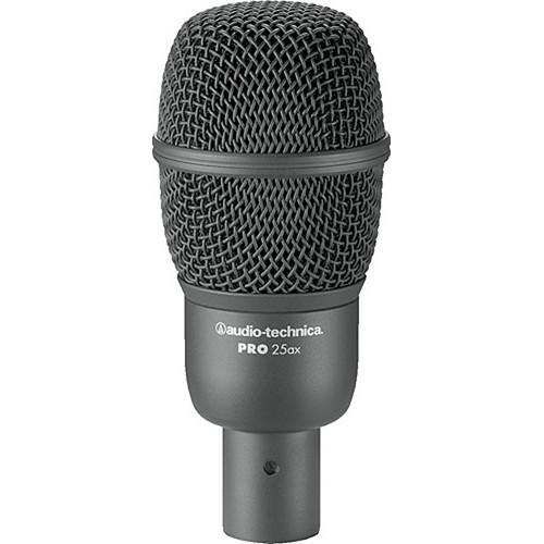 Audio-Technica Pro 25AX Dynamic Microphone
