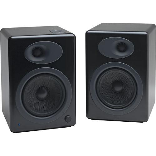Audioengine A5 Bookshelf Speakers (Black)