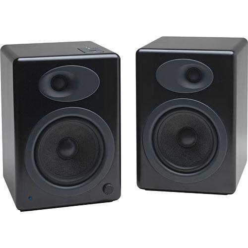 Audioengine A5 Bookshelf Speakers (Black)