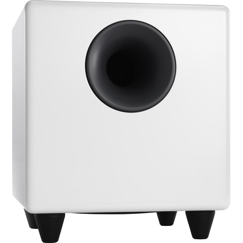 Audioengine AS8W  Powered Subwoofer (White)