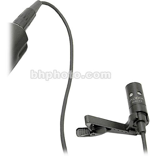 Audix ADX10 Miniature Cardioid Condenser Lavalier Microphone