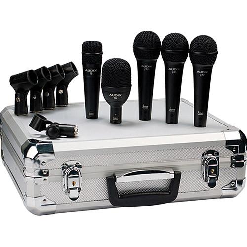 Audix BP5F Microphone Set