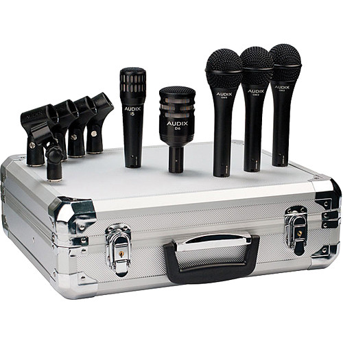 Audix BP5 PRO Microphone Set