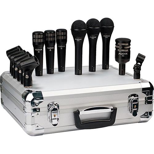 Audix BP7 PRO Microphone Set