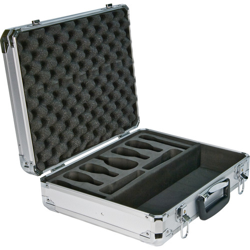 Audix CASEDPA Heavy-Duty Aluminum Case for 9 Microphones