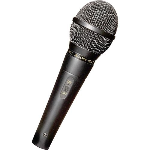 Audix CD11 - Low Impedance Handheld Cardioid Microphone
