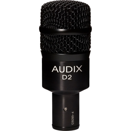 Audix D2 Dynamic Instrument Microphone