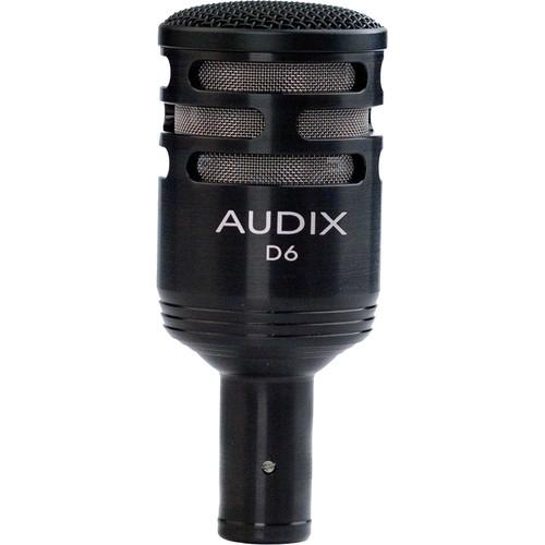 Audix D6 Instrument Microphone