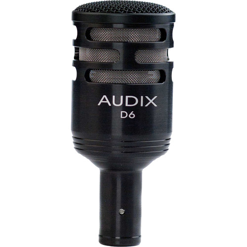 Audix D6 - Kick Drum Microphone
