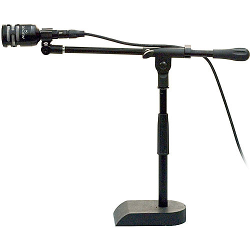 Audix D6 - Kick Drum Microphone with Kick Drum Stand