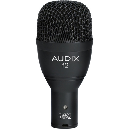 Audix f2 Dynamic Hypercardioid Instrument Microphone