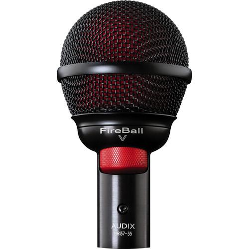 Audix FireBall V Dynamic Harmonica and Instrument Microphone
