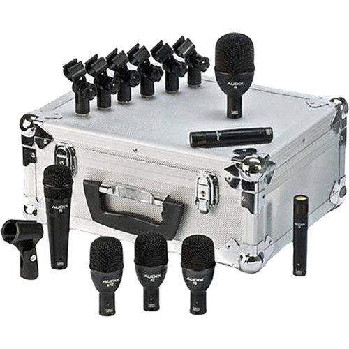 Audix FP7 - 7-Piece Fusion Drum Microphone Package