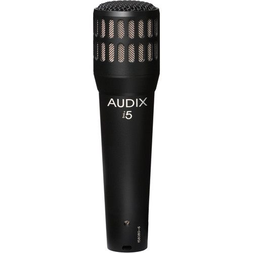 Audix i5 Dynamic Instrument Cardioid Microphone