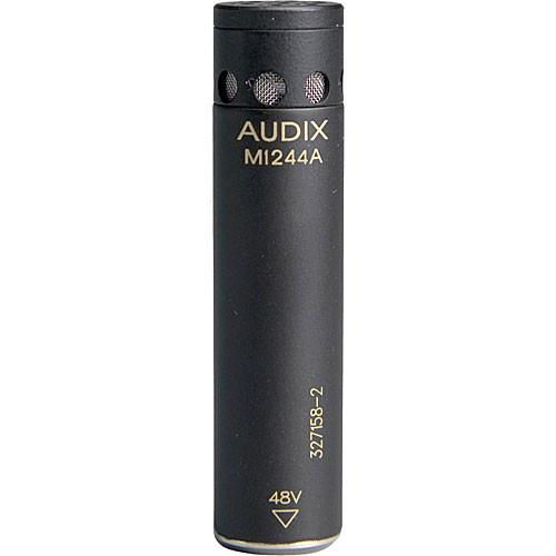 Audix M44 Condenser Instrument Microphone (Cardioid Polar Pattern)