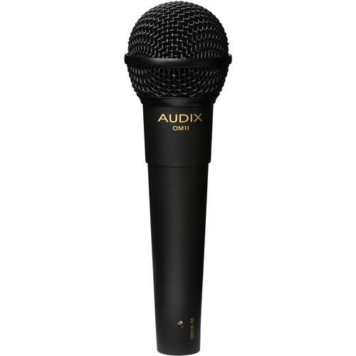 Audix OM11 - Dynamic Handheld Microphone