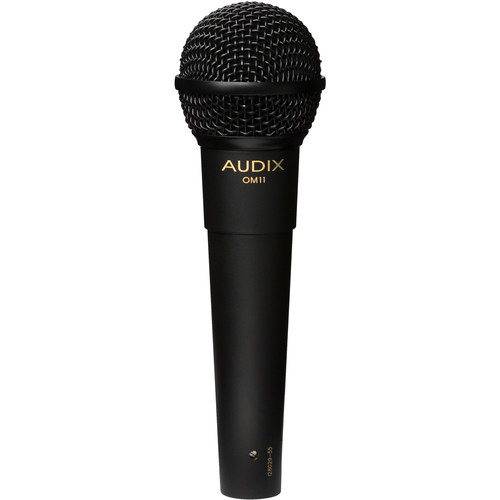 Audix OM11 - Dynamic Handheld Microphone