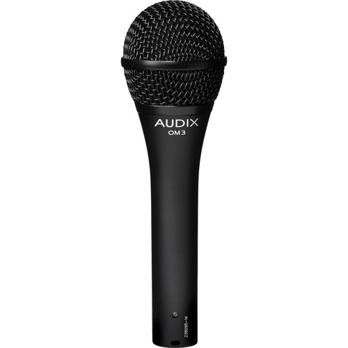 Audix OM3 - Dynamic Handheld Microphone