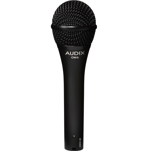 Audix OM6 - Dynamic Mic