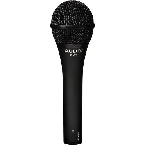 Audix OM7 Handheld Hypercardioid Dynamic Microphone