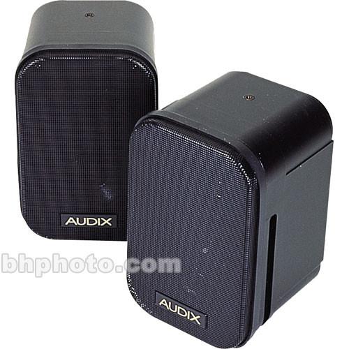 "Audix PH3s - PowerHouse 2-Way 3.5"" Active Monitors - Pair"