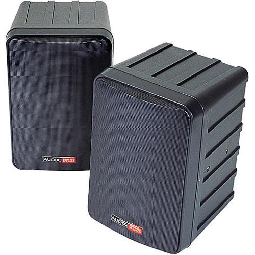 Audix PH5-vs - Lightweight Active Monitor Speakers - Pair (Black)