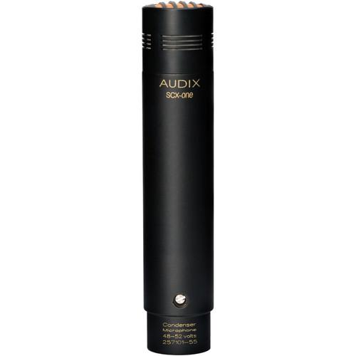 Audix SCX1 Studio Condenser Microphone (Cardioid Polar Pattern)