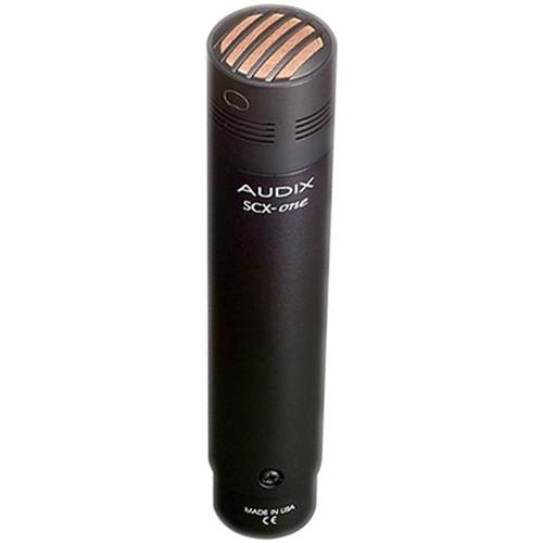 Audix SCX1-O Studio Condenser Microphone (Omnidirectional Polar Pattern)