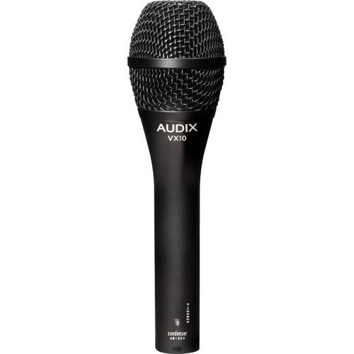 Audix VX10 - Handheld Cardioid Condenser Microphone