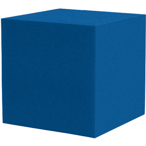 "Auralex 12"" Cornerfill Cube (Blue) - Two Pieces"
