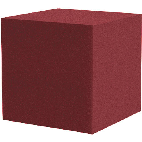 "Auralex 12"" Cornerfill Cube (Burgundy) - Two Pieces"