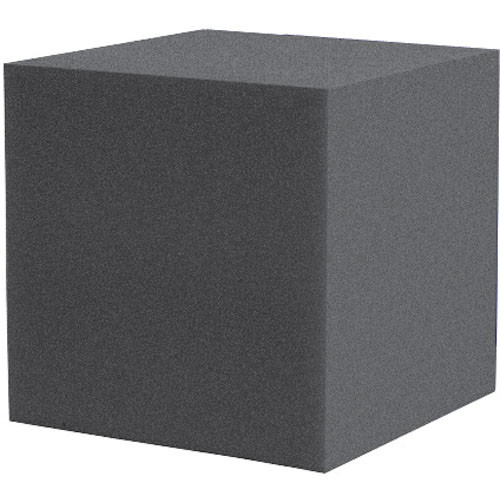 "Auralex 12"" Cornerfill Cube (Charcoal Gray) - Two Pieces"