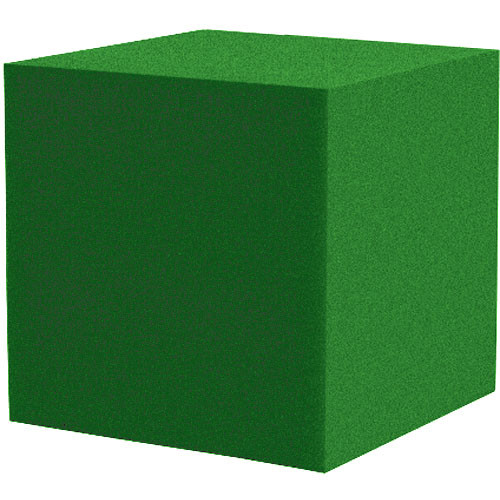 "Auralex 12"" Cornerfill Cube (Kelly Green) - Two Pieces"