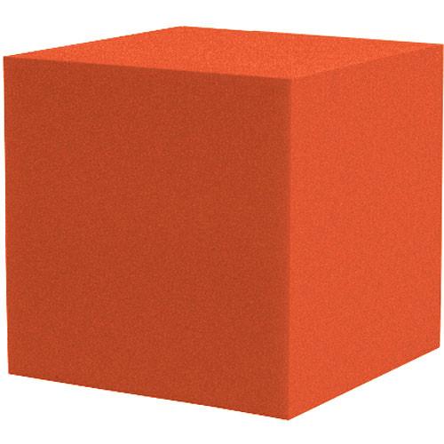 "Auralex 12"" Cornerfill Cube (Orange) - Two Pieces"