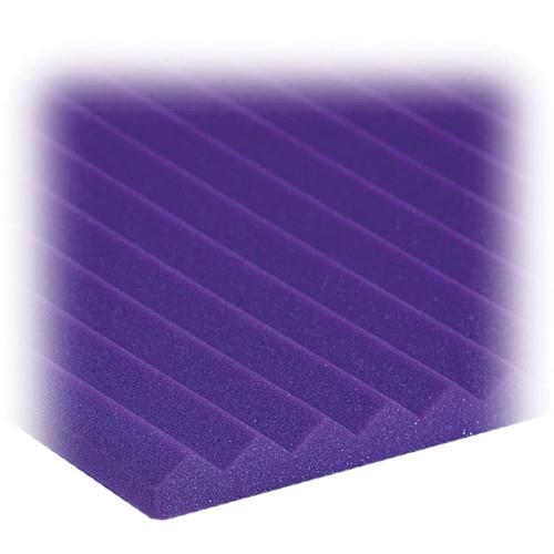 "Auralex 1"" Studiofoam Wedge (Purple) - 20 Pieces"