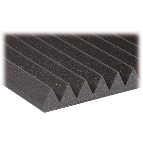 Auralex Studiofoam Wedge-22 (Charcoal Gray, 12-Pack)