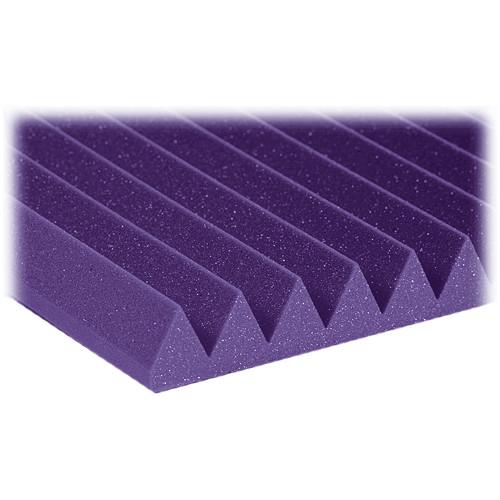"Auralex 2"" Studiofoam Wedge-22 (Purple) - 12 Pieces"