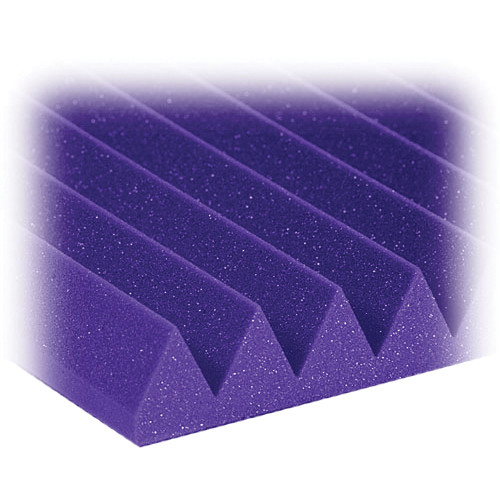 "Auralex 2"" Studiofoam Wedge-24 (Purple) - 12 Pieces"