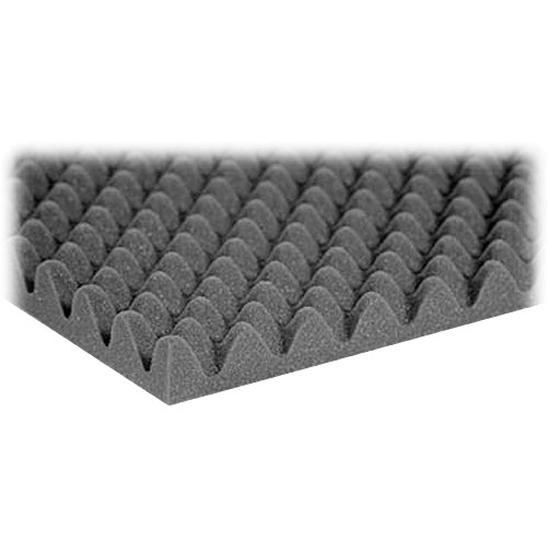 Auralex Studiofoam SonoMatt (Charcoal Grey, 2-Pack)