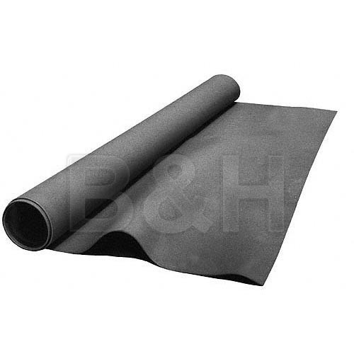 "Auralex SheetBlok Sound Isolation Barrier (Black) - 10' x 4' x 1/8"" Roll"
