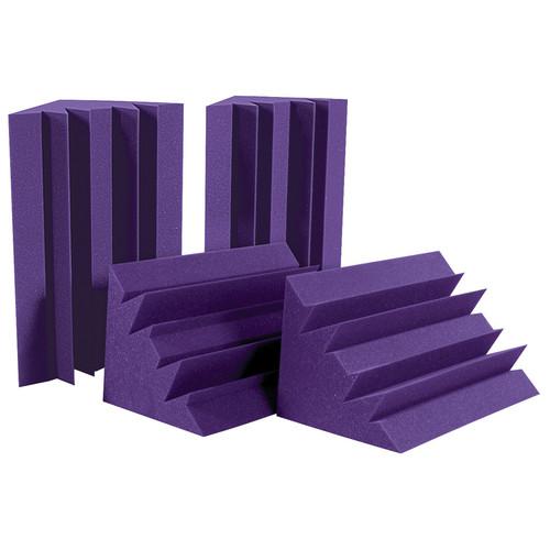 Auralex LENRD Bass Traps (Purple, 4 Pieces)