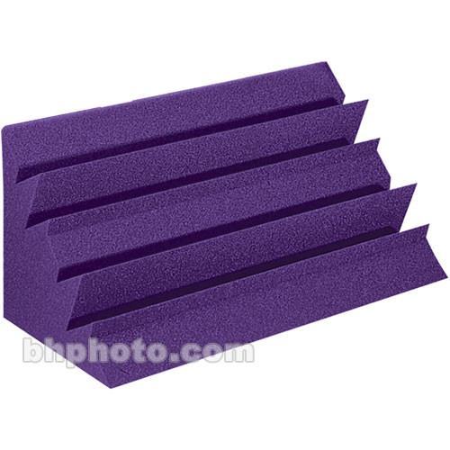 Auralex LENRD Bass Traps (Purple) - 8 Pieces