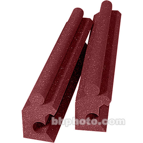 Auralex MAX-Wall CornerCouplers (Burgundy) - 12 Units