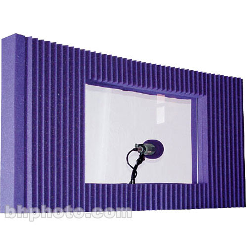 Auralex MAX-Wall Window Kit (Purple) - Single