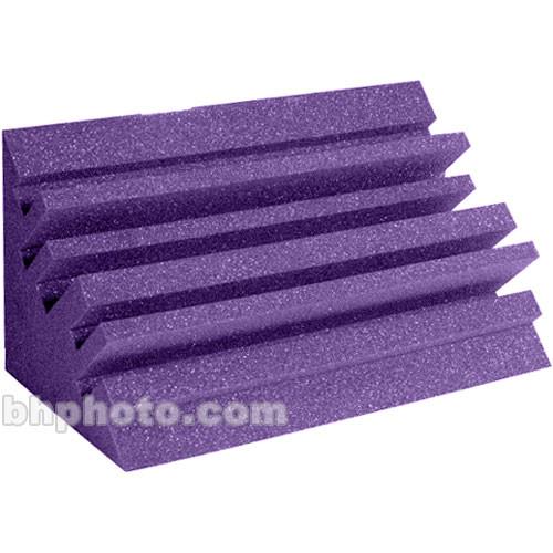 Auralex Metro LENRD Bass Trap (Purple) - 8 Pieces