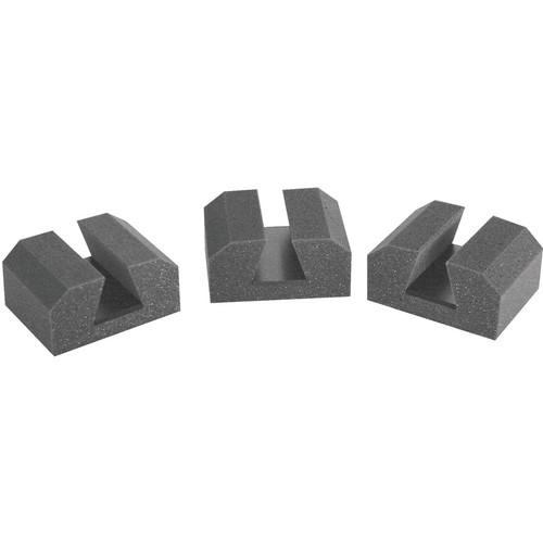 Auralex PlatFeet Mic Stand Isolation Blocks (24 x 3-Packs)