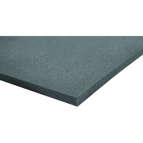 Auralex PlatFoam Isolation Sheets - 8 Pieces (Charcoal Grey)